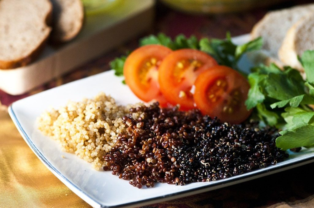 what is quinoa good for