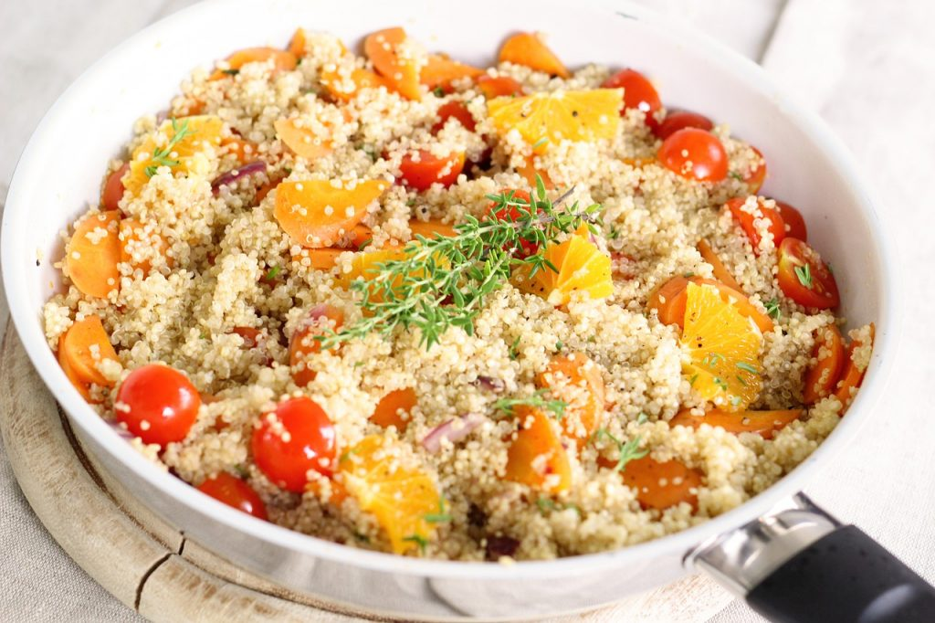 quinoa how long to cook