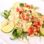 quinoa salad southwest